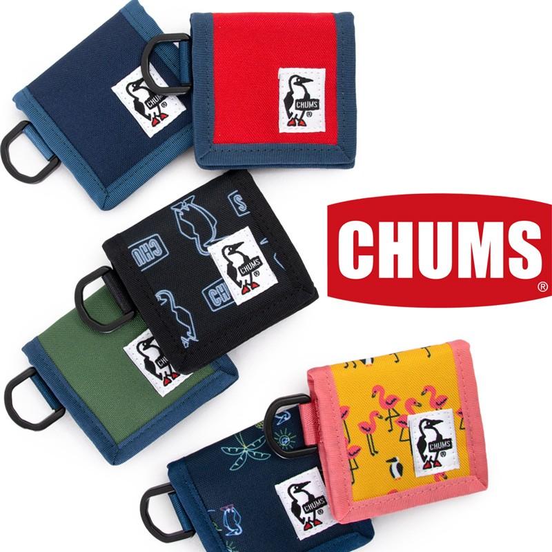 CHUMS Eco Little Coin Case