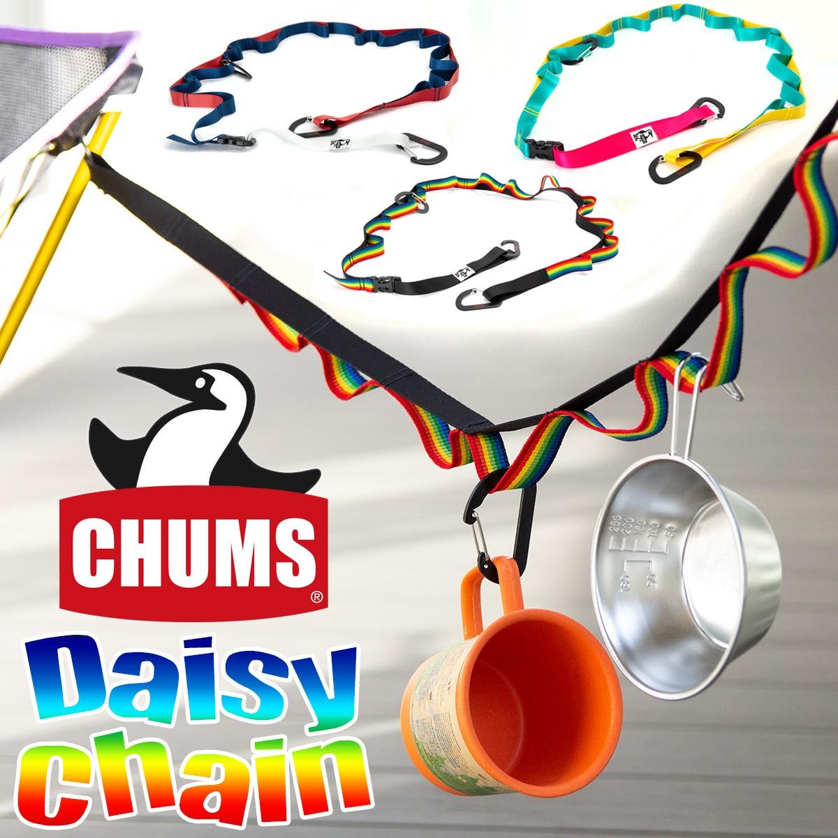 CH62-1178 CHUMS Daisy Chainチャムスデイジーチェーン