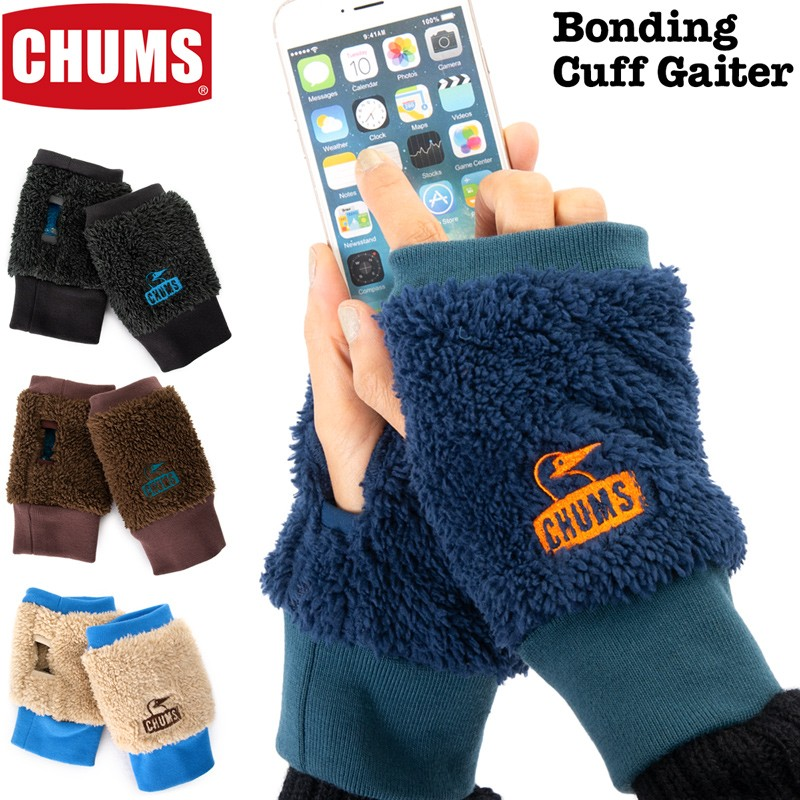 CHUMS Bonding Cuff Gaiter カフゲイター