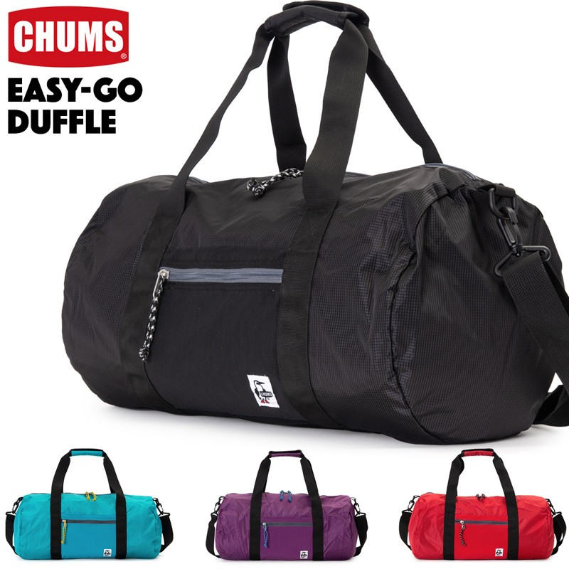 CHUMS チャムス Easy-Go Duffle ダッフル