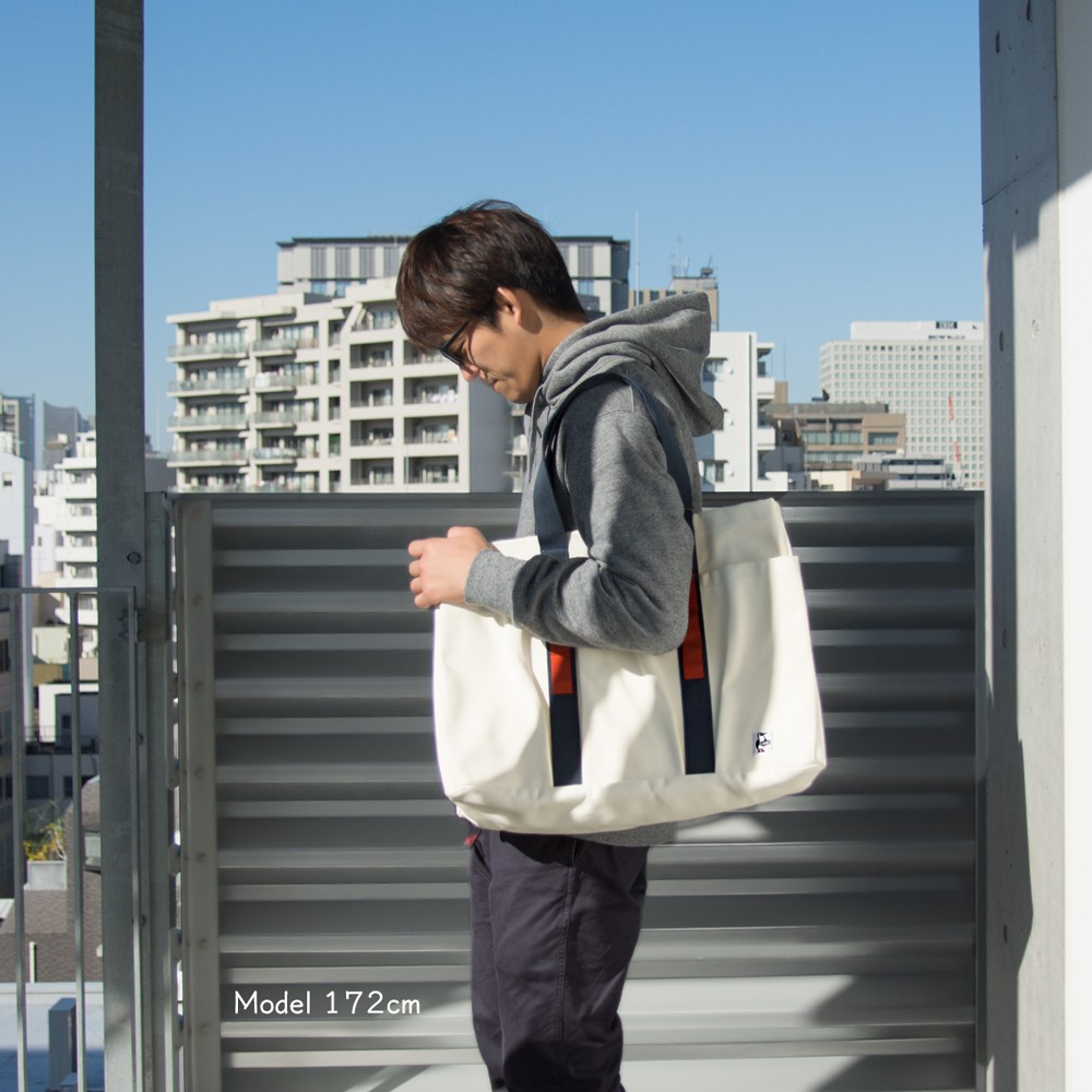 CHUMS チャムス Heavy Duty Camping Tote L トート