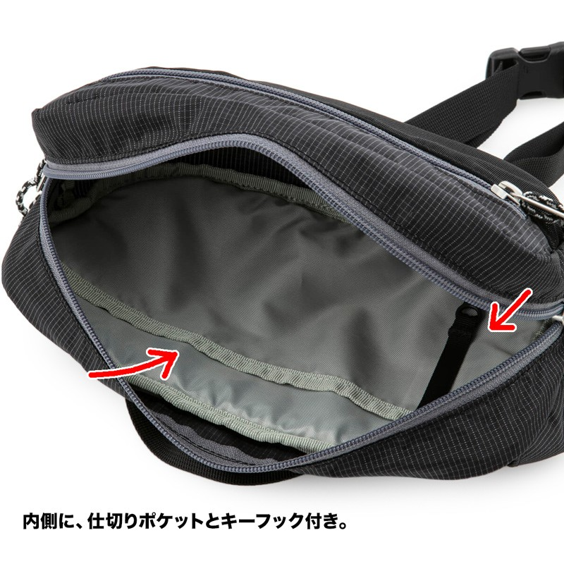 CHUMS チャムス Easy-Go Fanny Pack