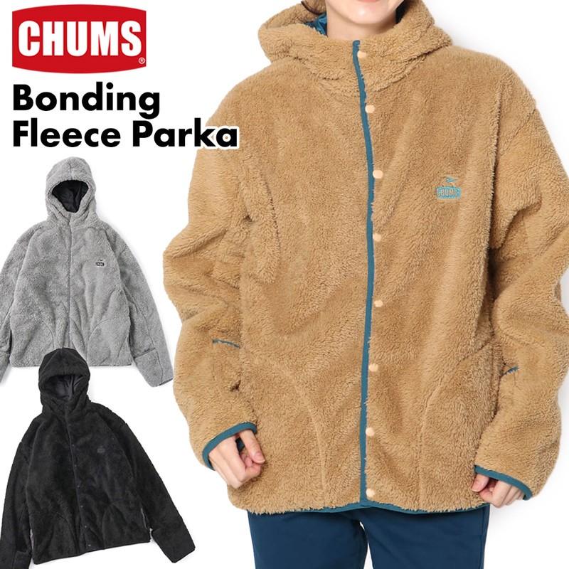 CHUMS Bonding Fleece Parka