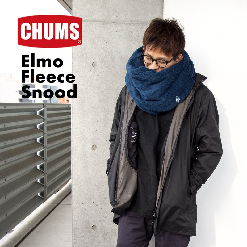 CHUMS  Elmo Fleece Snood スヌード