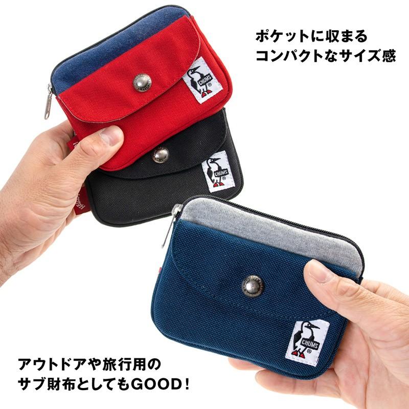 CHUMS チャムス Pocket Size Wallet