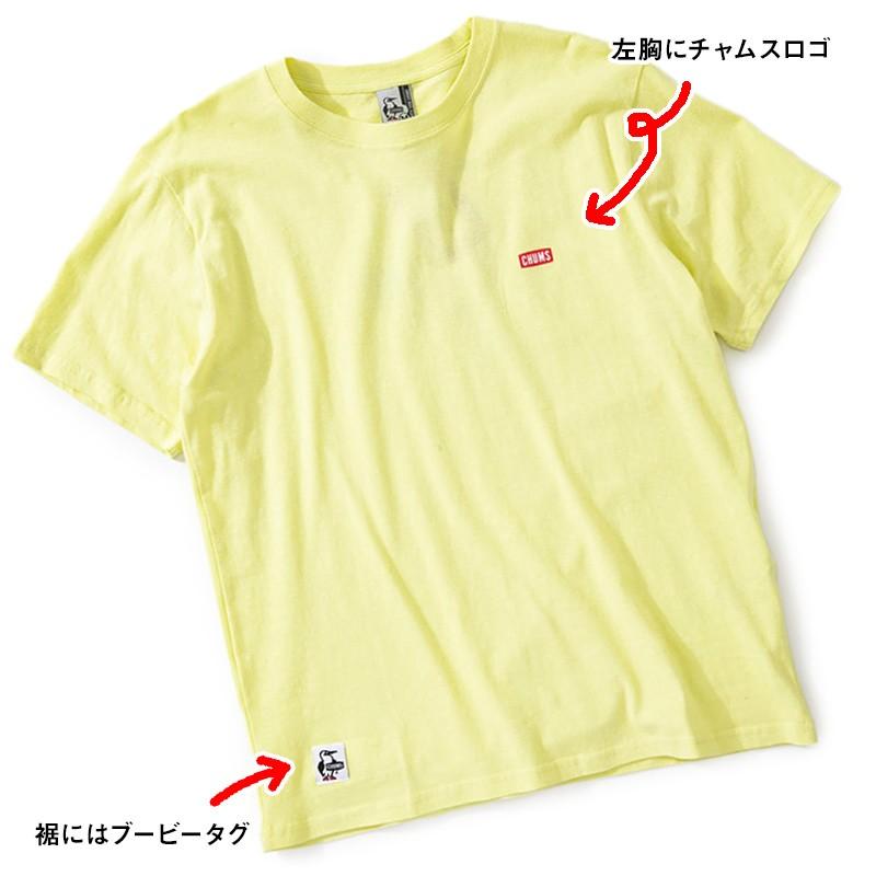 CHUMS Booby on the tree T-Shirt ブービー Tシャツ