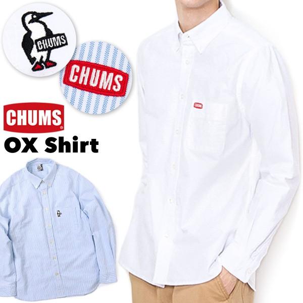 CHUMS チャムス Booby Shawl Polo Shirt ブービー ショール ポロシャツ