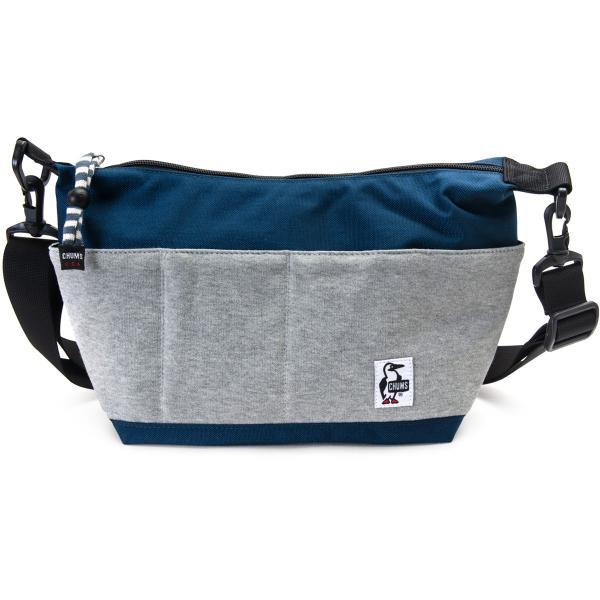CHUMS チャムス ショルダーバッグ コレクトショルダー Collect Shoulder Sweat Nylon|2m50cm|18