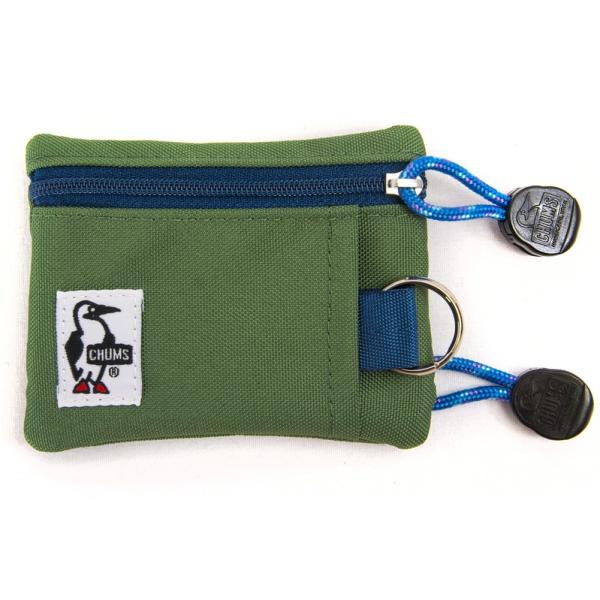 チャムス CHUMS エコ キーコインケース  財布 キーケース 2m50cm 11
