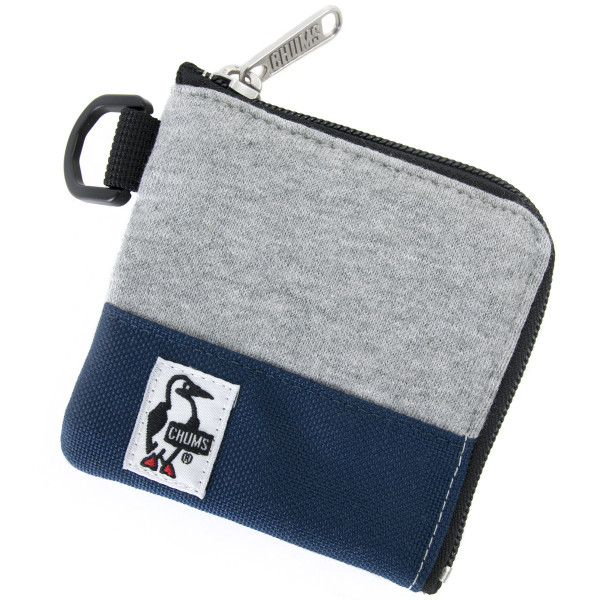 CHUMS チャムス コインケース Square Coin Case 財布 スクエア 小銭入れ|2m50cm|12