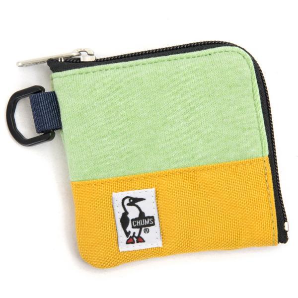 チャムス CHUMS スクエアコインケース 財布|2m50cm|12
