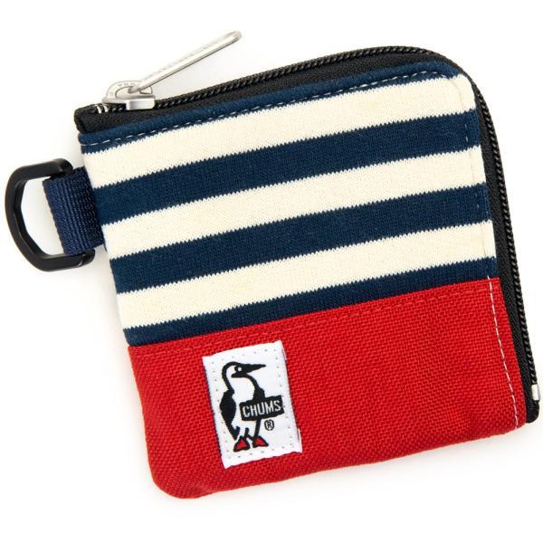 チャムス CHUMS スクエアコインケース 財布|2m50cm|14