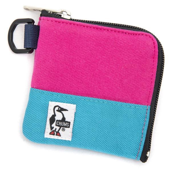 チャムス CHUMS スクエアコインケース 財布|2m50cm|13