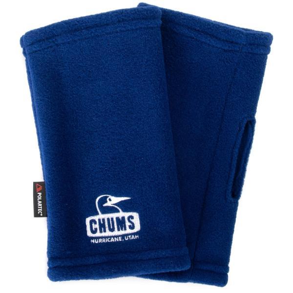 CHUMS チャムス 手袋 Polartec 200 Cuff Gaiter ポーラテック200 カフゲイター|2m50cm|15