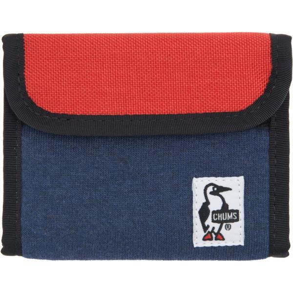 チャムス CHUMS トリフォルド ウォレット 財布|2m50cm|19