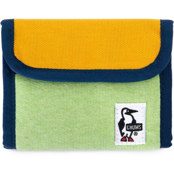チャムス CHUMS トリフォルド ウォレット 財布|2m50cm|20