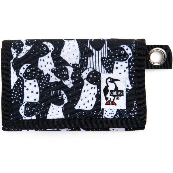 CHUMS チャムス 財布 エコ スモール ウォレット Eco Small Wallet|2m50cm|18