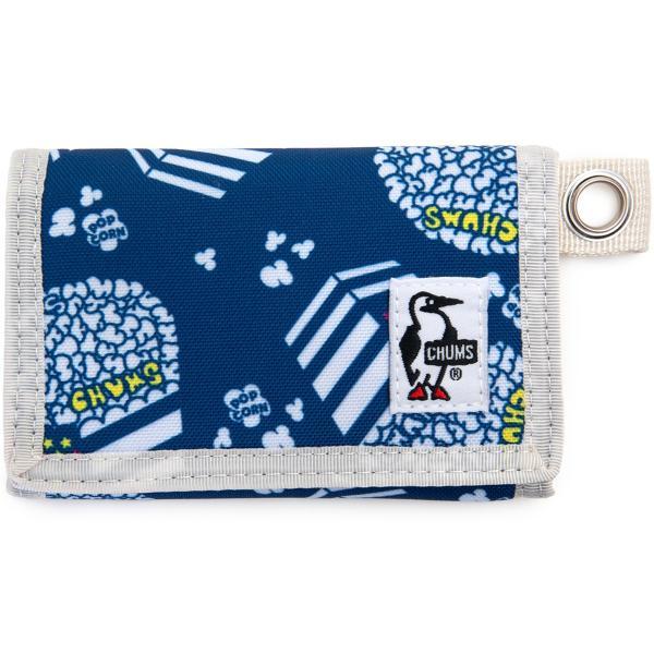 CHUMS チャムス 財布 エコ スモール ウォレット Eco Small Wallet|2m50cm|17