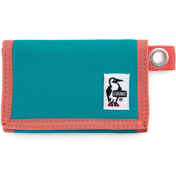 CHUMS チャムス 財布 エコ スモール ウォレット Eco Small Wallet|2m50cm|16