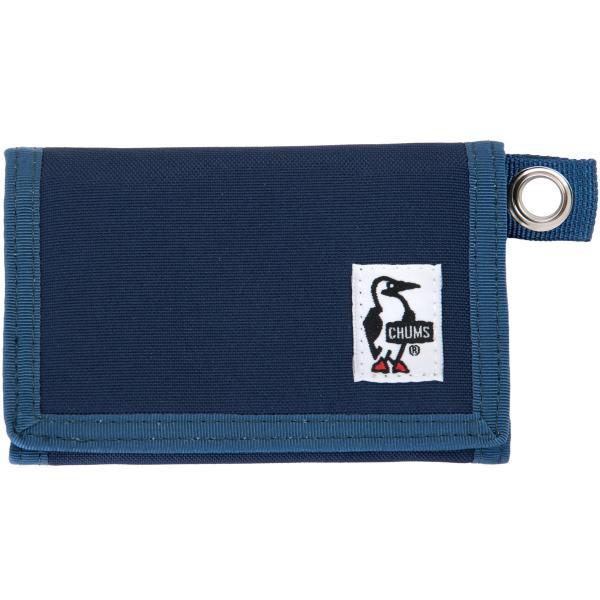 CHUMS チャムス 財布 エコ スモール ウォレット Eco Small Wallet|2m50cm|14