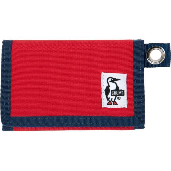 CHUMS チャムス 財布 エコ スモール ウォレット Eco Small Wallet|2m50cm|15