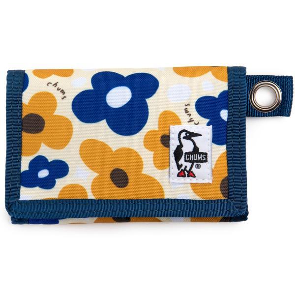 CHUMS チャムス 財布 エコ スモール ウォレット Eco Small Wallet|2m50cm|19