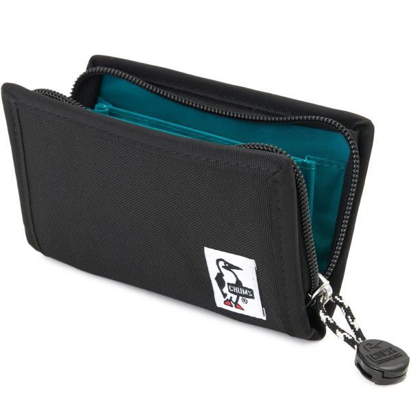 CHUMS チャムス 財布 エコカードウォレット Eco Card Wallet|2m50cm|11