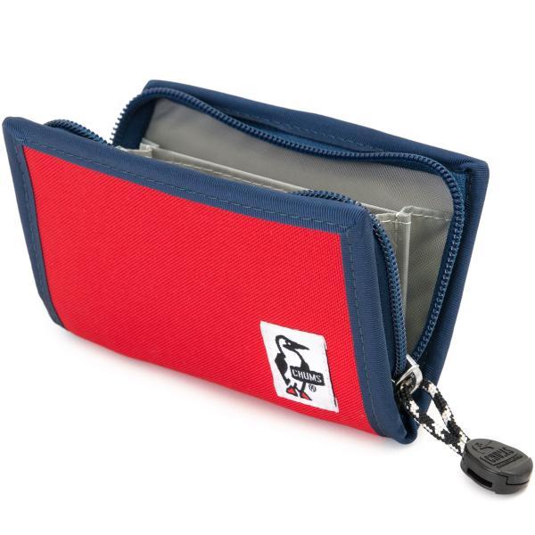 CHUMS チャムス 財布 エコカードウォレット Eco Card Wallet|2m50cm|13