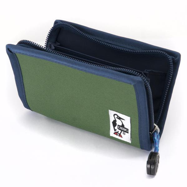 チャムス CHUMS 財布 エコカードウォレット 2m50cm 11