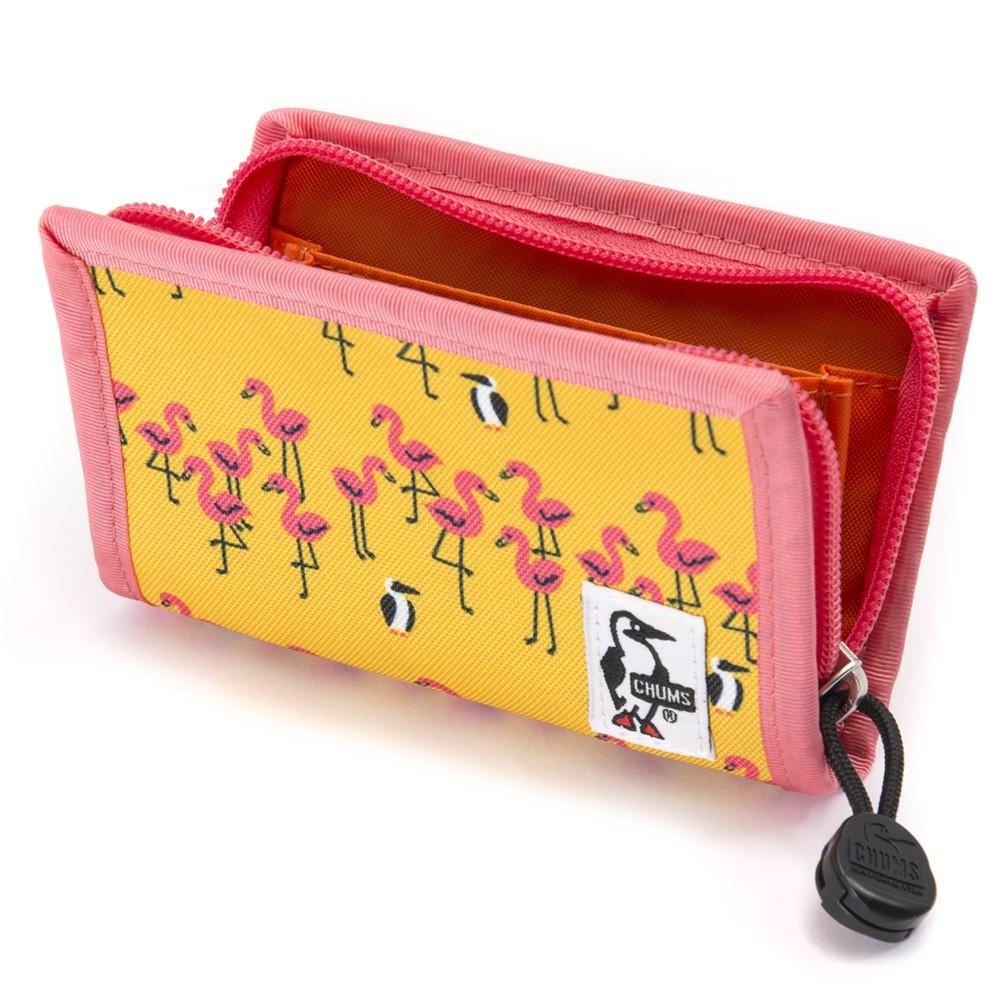 chums eco card wallet チャムス 財布