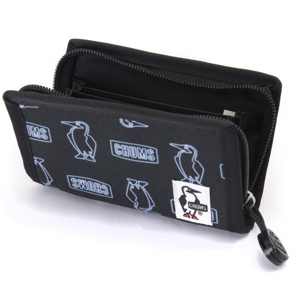 チャムス CHUMS 財布 エコカードウォレット 2m50cm 15