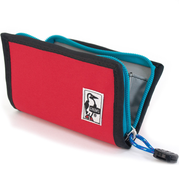 チャムス CHUMS 財布 エコカードウォレット 2m50cm 12