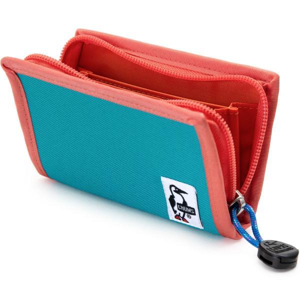 CHUMS チャムス 財布 エコカードウォレット Eco Card Wallet|2m50cm|14