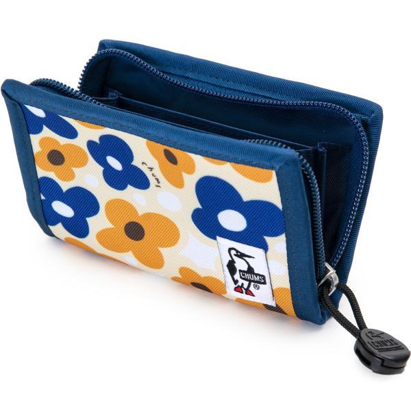 CHUMS チャムス 財布 エコカードウォレット Eco Card Wallet|2m50cm|17