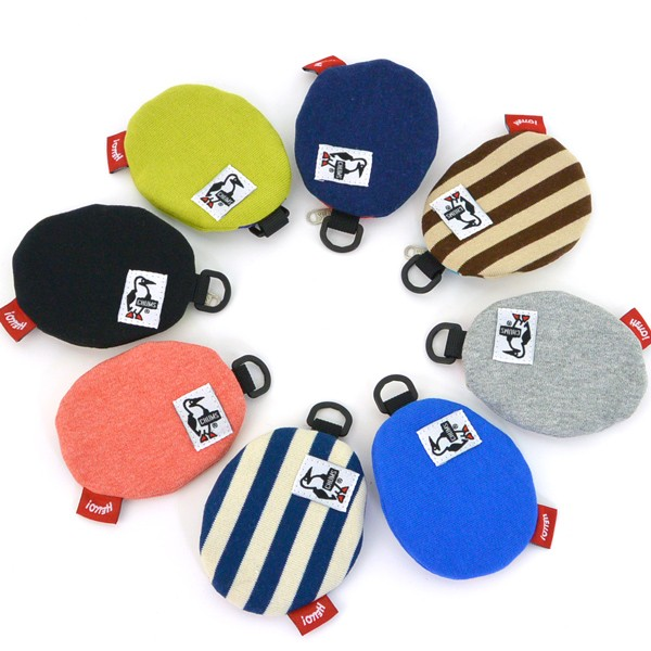 CHUMS hello coin case コインケース