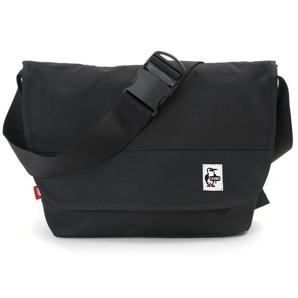 チャムス CHUMS エコ ロゴメッセンジャーバッグ|2m50cm|16