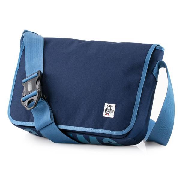 CHUMS チャムス メッセンジャーバッグ Eco CHUMS Messenger Bag エコ|2m50cm|21