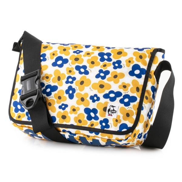 CHUMS チャムス メッセンジャーバッグ Eco CHUMS Messenger Bag エコ|2m50cm|24