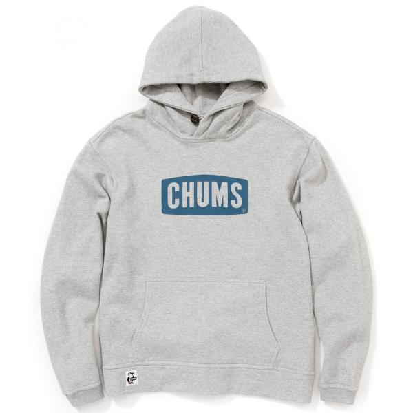 CHUMS チャムス パーカー Logo Pull Over Parka|2m50cm|10