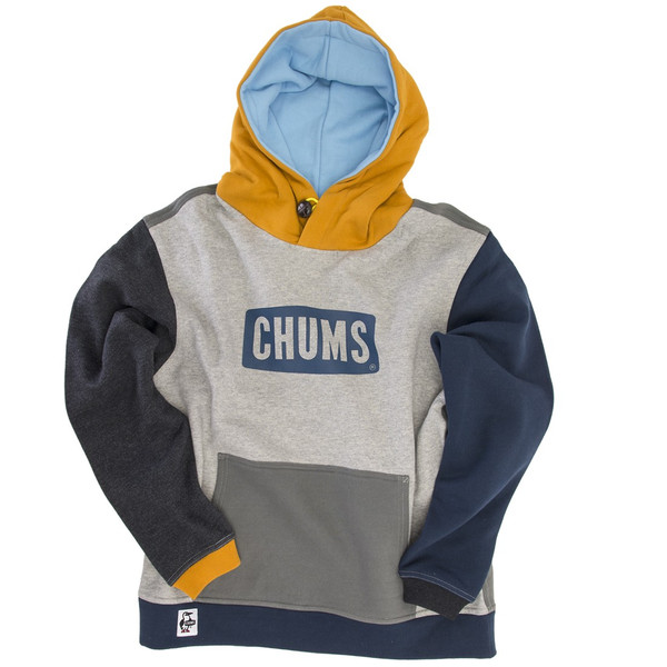 CHUMS チャムス パーカー Logo Pull Over Parka|2m50cm|15