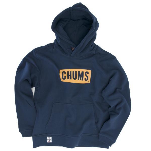 CHUMS チャムス パーカー Logo Pull Over Parka|2m50cm|13