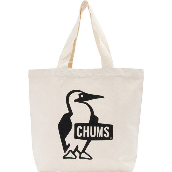 CHUMS チャムス トートバッグ ブービーキャンバストート booby canvas tote|2m50cm|12