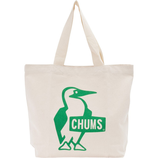 CHUMS チャムス トートバッグ ブービーキャンバストート booby canvas tote|2m50cm|14