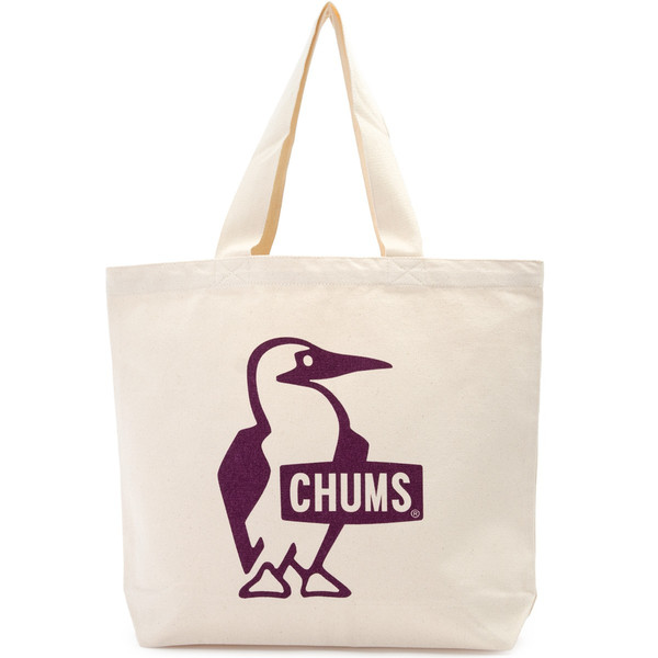 CHUMS チャムス トートバッグ ブービーキャンバストート booby canvas tote|2m50cm|17