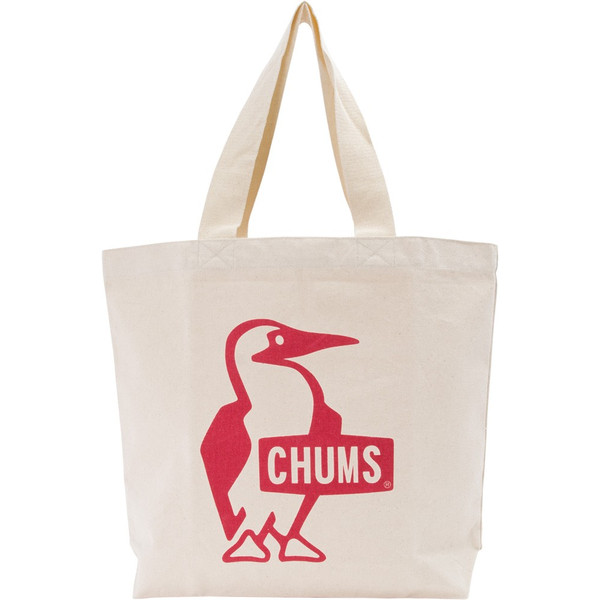 CHUMS チャムス トートバッグ ブービーキャンバストート booby canvas tote|2m50cm|15