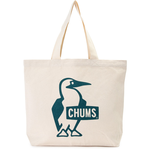 CHUMS チャムス トートバッグ ブービーキャンバストート booby canvas tote|2m50cm|16