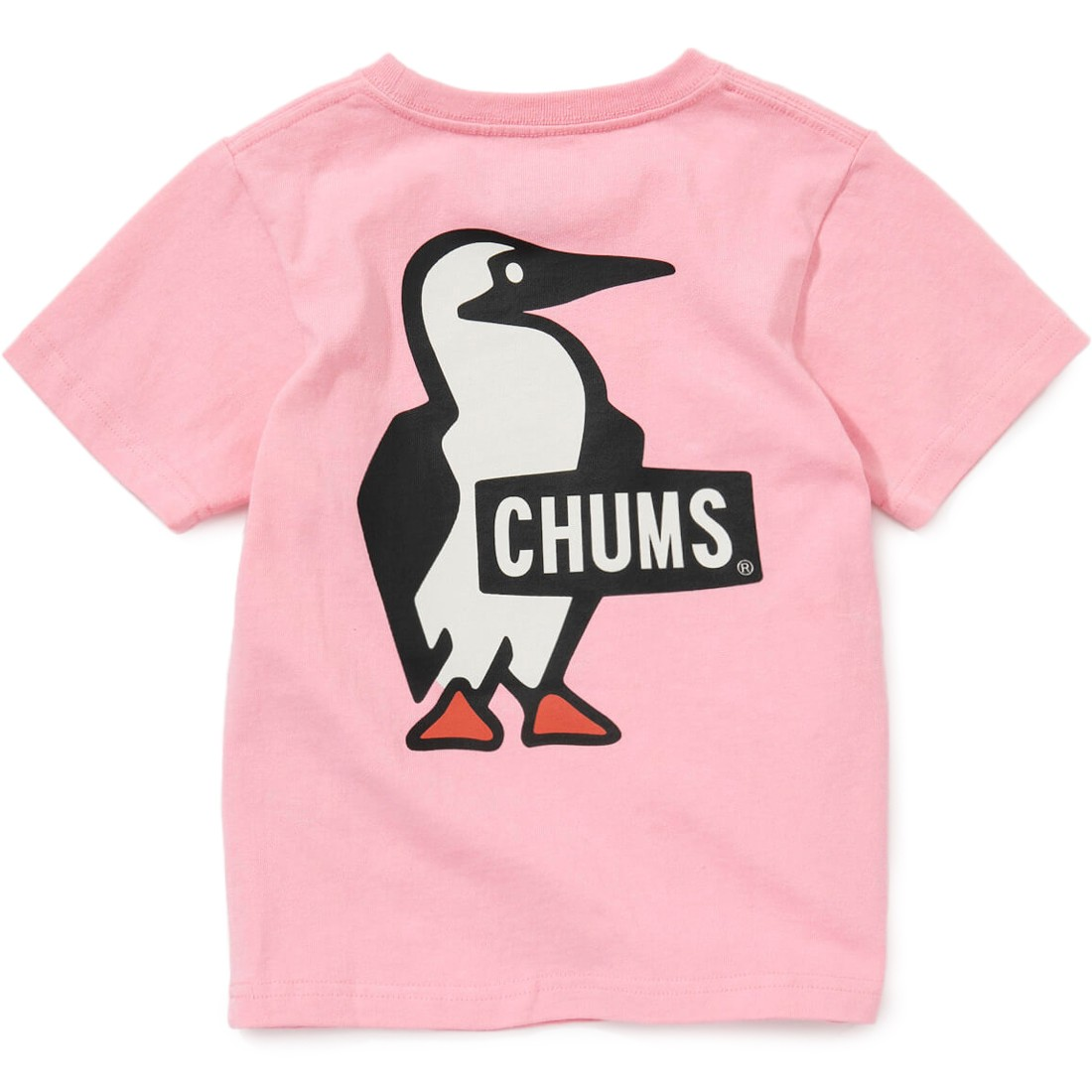 CHUMS Kid's Booby Logo T-Shirt