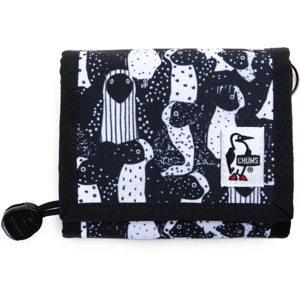 CHUMS チャムス 財布 エコ マルチ ウォレット Eco Multi Wallet|2m50cm|14