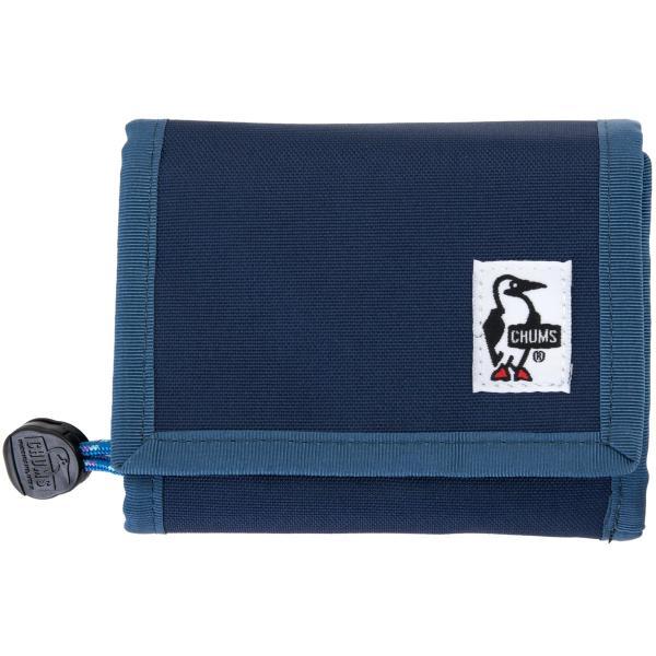 CHUMS チャムス 財布 エコ マルチ ウォレット Eco Multi Wallet|2m50cm|10