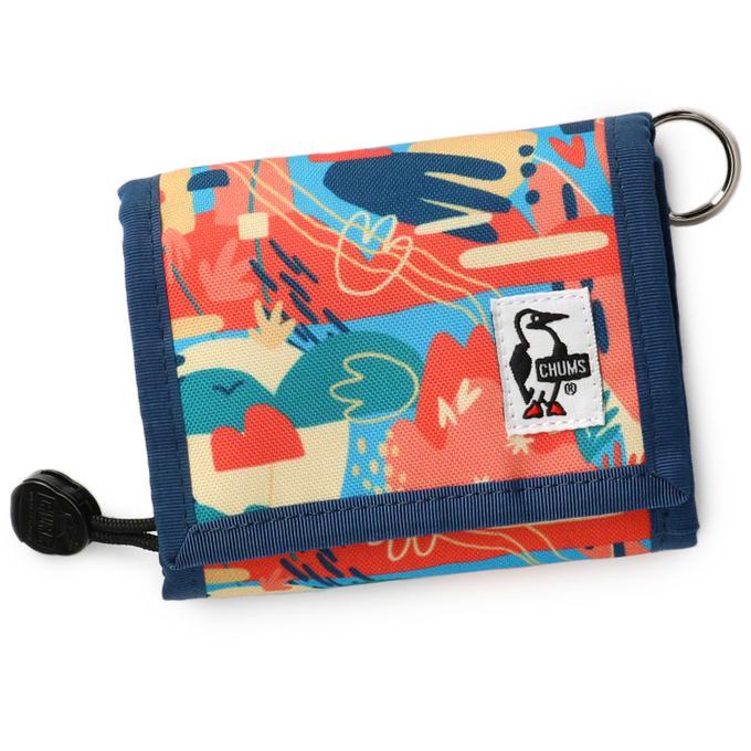 CHUMS チャムス 財布 リサイクル マルチ ウォレット Recycle Multi Wallet 2m50cm 16